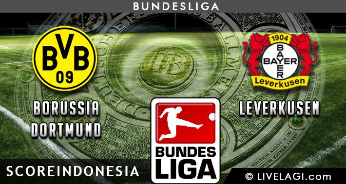 Borussia Dortmund vs Leverkusen