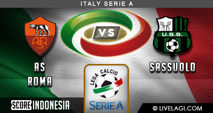 Prediksi AS Roma vs Sassuolo