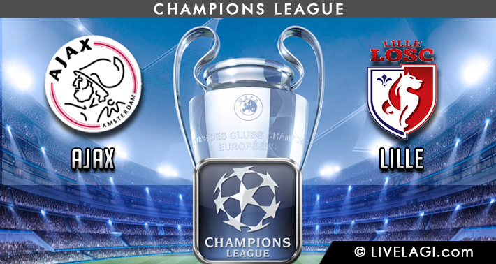 Prediksi Ajax vs Lille