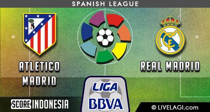 Prediksi Atletico Madrid vs Real Madrid