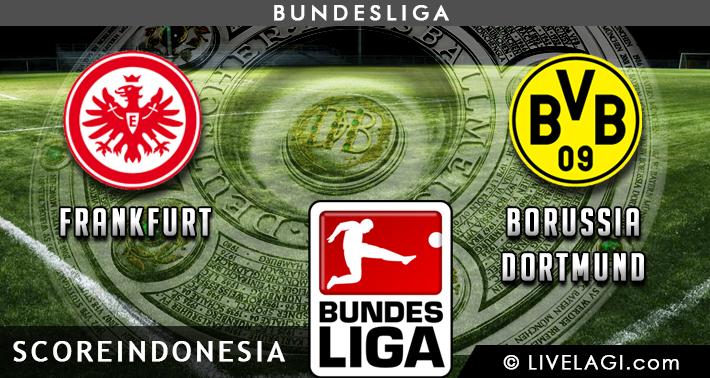 Prediksi Frankfurt vs Borussia Dortmund