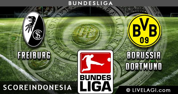 Prediksi Freiburg vs Borussia Dortmund