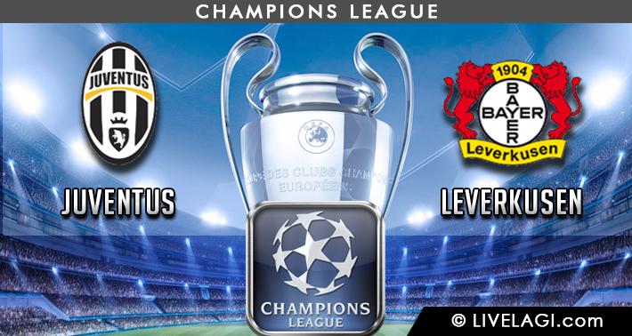 Prediksi Juventus vs Leverkusen