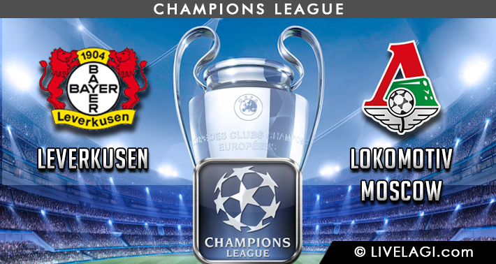 Prediksi Leverkusen vs Lokomotiv Moscow