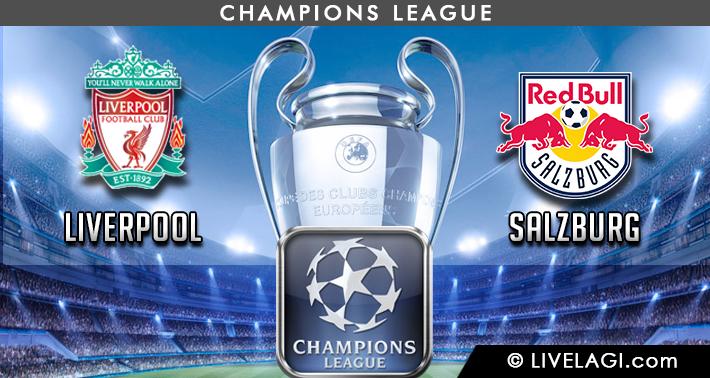 Prediksi Liverpool vs Salzburg