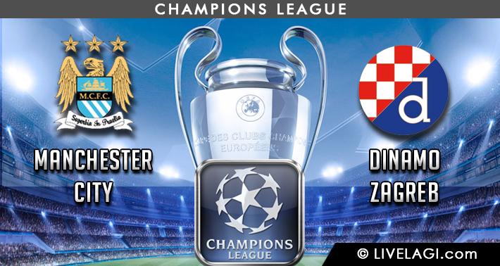 Prediksi Manchester City vs Dinamo Zagreb