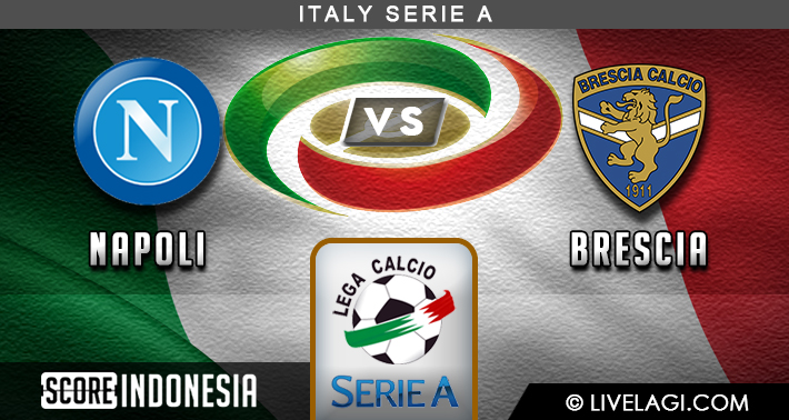 Prediksi Napoli vs Brescia