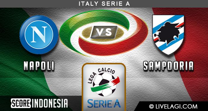 Prediksi Napoli vs Sampdoria