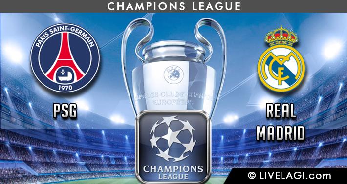 Prediksi PSG vs Real Madrid