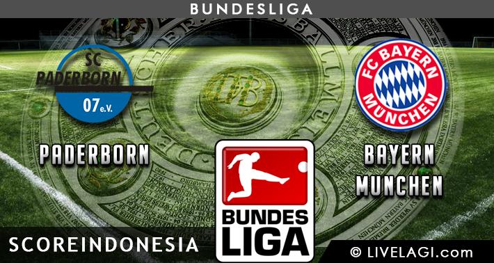 Prediksi Paderborn vs Bayern Munchen
