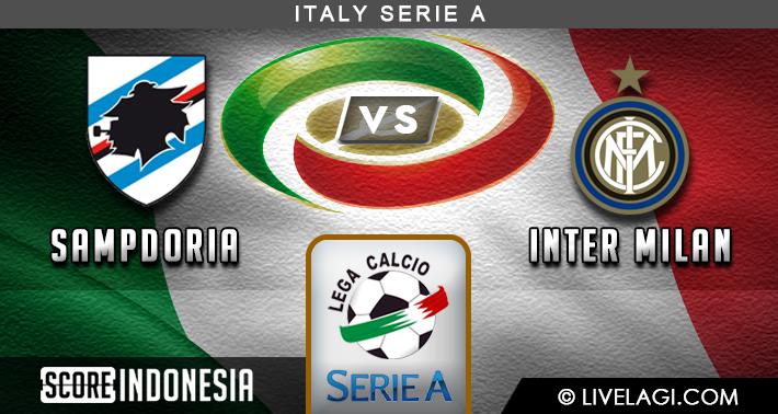 Prediksi Sampdoria vs Inter Milan