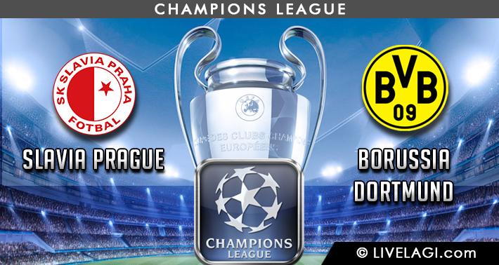 Prediksi Slavia Prague vs Borussia Dortmund