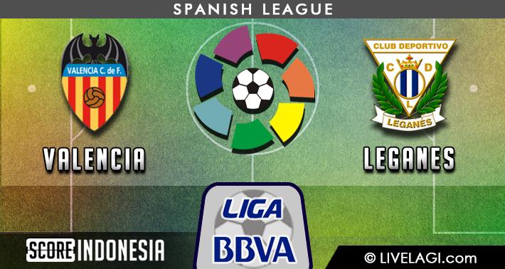 Prediksi Valencia vs Leganes