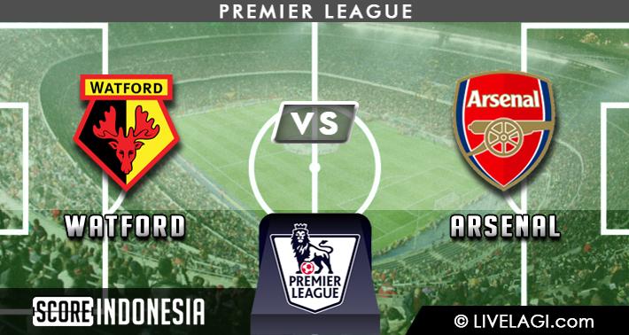 Prediksi Watford vs Arsenal