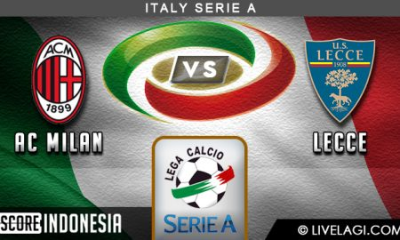 Prediksi AC Milan vs Lecce