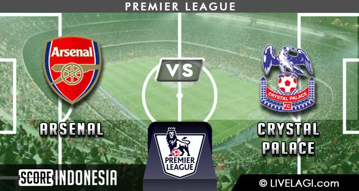 Prediksi Arsenal vs Crystal Palace