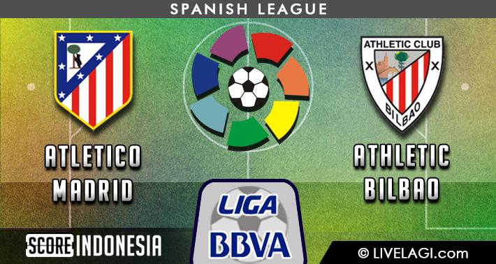 Prediksi Atletico Madrid vs Athletic Bilbao