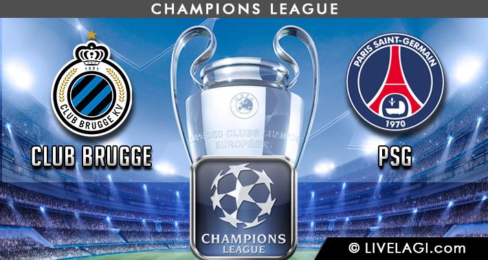 Prediksi Club Brugge vs PSG