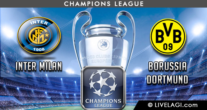 Prediksi Inter Milan vs Borussia Dortmund