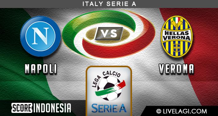 Prediksi Napoli vs Verona