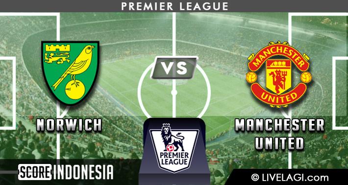 Prediksi Norwich vs Manchester United