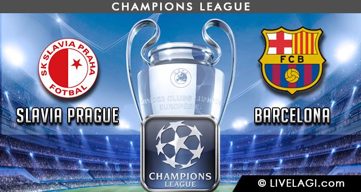 Prediksi Slavia Prague vs Barcelona