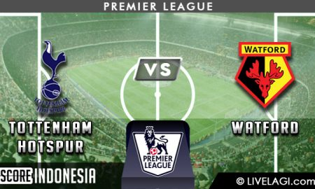 Prediksi Tottenham Hotspur vs Watford